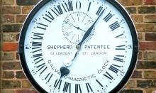 Greenwich clock