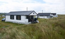 Holiday home or static caravan